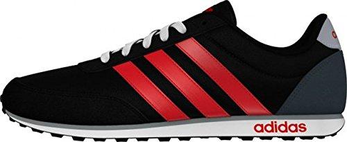 Adidas V Racer - F99392 Rød-svart-grå