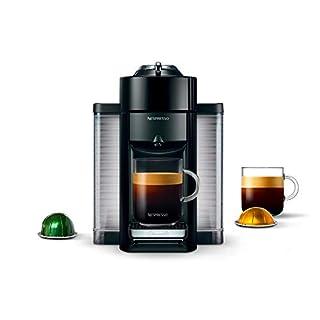 Nespresso Vertuo Coffee and Espresso Machine by De'Longhi, Black