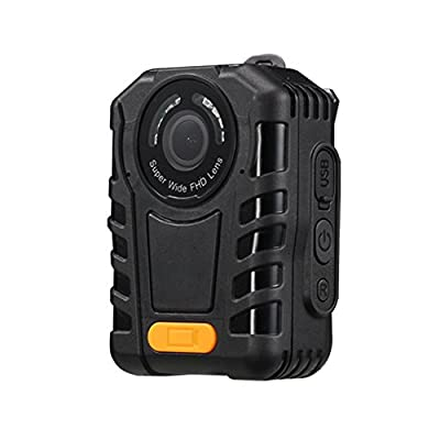 LBTech 1296P HD Police Body Camera for Law Enforcement With 2 Inch Display, Night Vision, Waterproof, with 32GB Built-in Memory