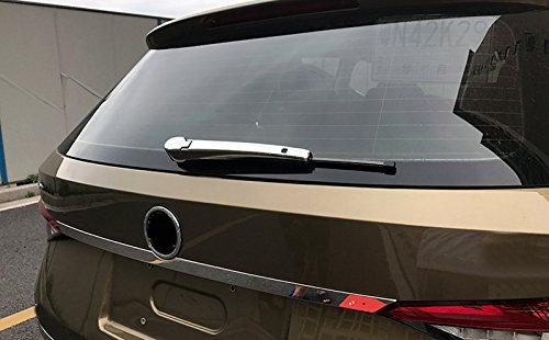 ABS Chrome posteriore tergilunotto Noozle cover Trim pezzi per auto di Skkd