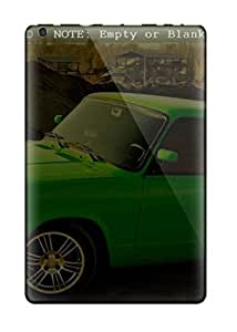 Hot Defender Case For Ipad Mini 3, Cool Green Vintage Car Wide Screen Desktop Pattern 9553300K87248869