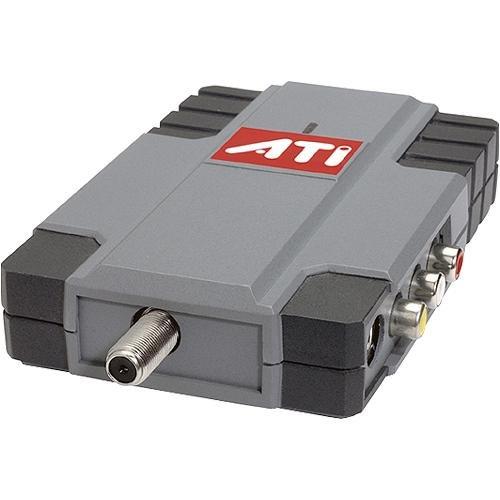 ATI Technologies 100-703156 Wonder USB 2.0-TV Tuner / Video Input Adapter