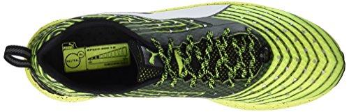 Puma Speed 300 Tr Ignite, Zapatillas de Running para Hombre Amarillo (Safety Yellow-puma Black 04)