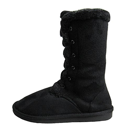 Black US 33 Boots Womens Ann 7 D M 5 Forever pztSqWW