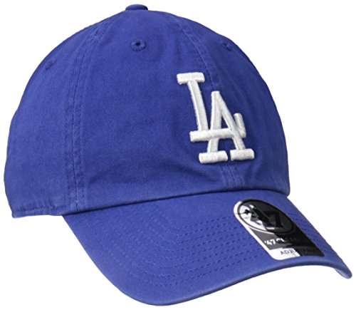MLB Los Angeles Dodgers Clean Up Adjustable Cap, Blue