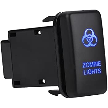 Amazon.com: Interruptor basculante para coche, interruptor ...