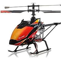RCTecnic Helicóptero Teledirigido RC Wltoys V913 4 Canales