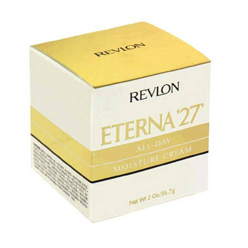 Revlon Eterna '27 All Day Moisture Cream, 2 Ounce - Instant Moisture Cream