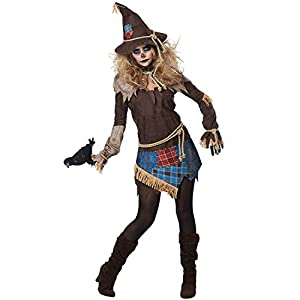 California Costumes Creepy Scarecrow Adult Costume