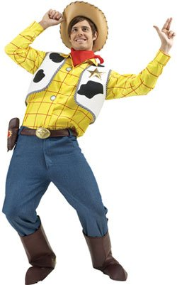 Woody XL Toy Story Fancy Dress Costume Mens (disfraz): Amazon.es ...