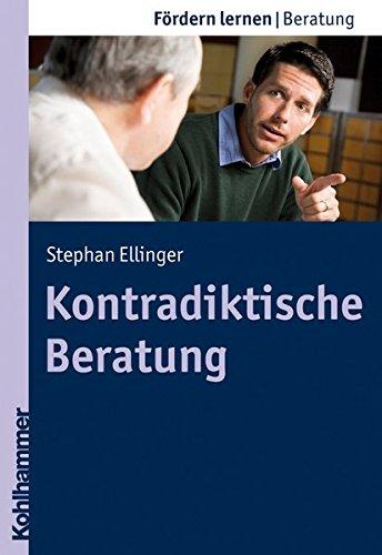 Kontradiktische Beratung (Fördern lernen, Band 12)