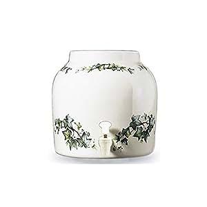 Ceramic Water Crock Dispenser - Ivy