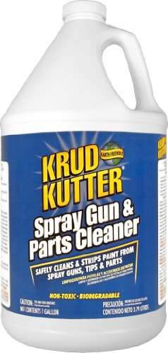 Price comparison product image Krud Kutter PR01 Clear Paint Remover Spray Gun and Equipment Cleaner with Mild Odor, 1 Gallon