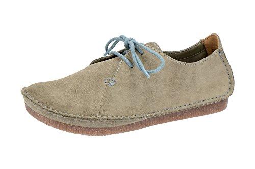 Clarks Chaussures de Ville à Lacets pour Femme Sage Suede (26132339) q0rTOyPyI
