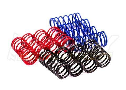 Integy RC Model Hop-ups T3461 Shock Spring Set (12) for 1/16 Traxxas E-Revo,Slash,Summit,Rally