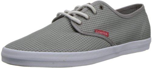 Emerica WINO 6101000088 - Zapatillas de skate de ante para hombre Grigio (Grey)