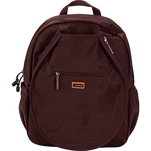 hadaki-tennis-backpack-plum-perfect-solid