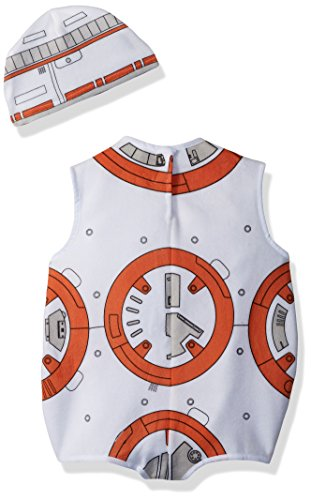 Rubie's Costume Star Wars VII: The Force Awakens BB-8 Costume, Multicolor, 4T - http://coolthings.us