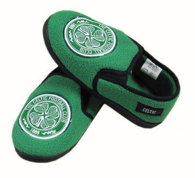 f848edf8f1c3 Amazon.com   Celtic F.C. Junior Slippers (1888) 100% Official ...