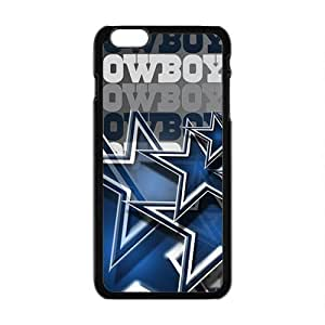 Cowboy Star Fashion Comstom Plastic case cover For Iphone 6 Plus