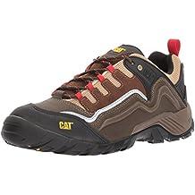 Caterpillar Hombres Pursuit 2.0/Marrón Trabajo del zapato