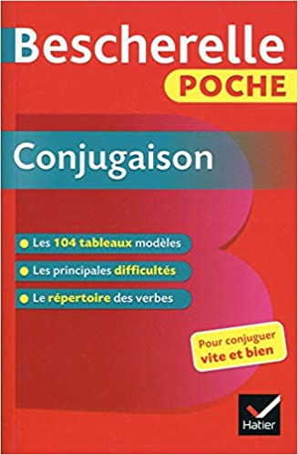 Amazon Fr Bescherelle Poche Conjugaison L Essentiel De La