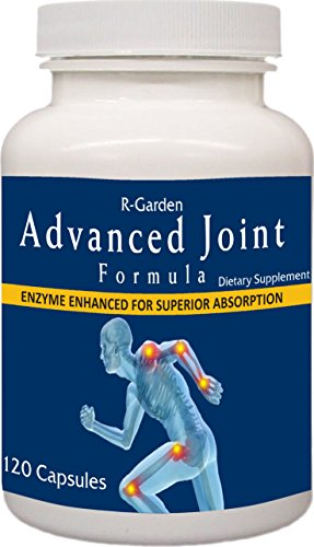 R-Garden Advanced Joint Formula, 120 caps. by R-Garden (Image #2)