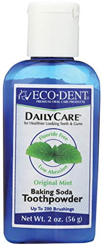 Eco Dent Tthpowdr Dly Care Mint 2 Oz