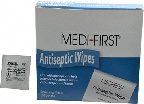 Wound Wipes - 9