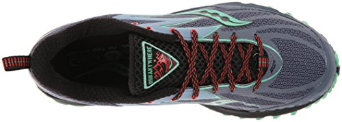 Grey Mint Peregrine Women's 5 Saucony Purple Running Trail Shoe zYHwqg