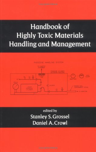 Handbook of Highly Toxic Materials Handling and Management (Environmental Science & Pollution)