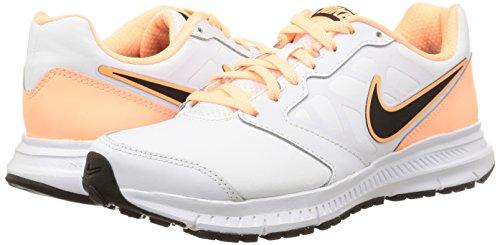 Nike Donna 6 Sportive Wmns sunset white Glow Downshifter Lea White Scarpe black FrqfHF1