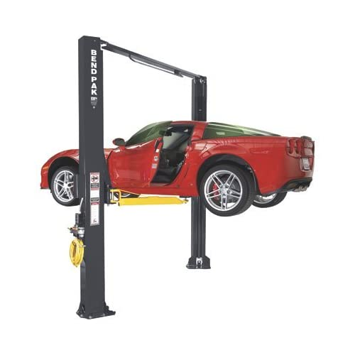BendPak Asymmetric Lift - 10,000-Lb. Capacity