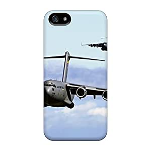 Iphone 5/5s GObydks1118UOtdv C 17 Globemaster Iiis Tpu Silicone Gel Case Cover. Fits Iphone 5/5s