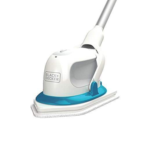 - BLACK+DECKER BHPC220 Scumbuster Pro Rechgble Scrubber with Ext Pole