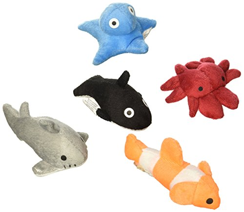 SEALIFE Assortment Plush Toys ( Bag of 24 Pieces - 3 inch ) -