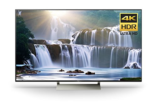 Sony XBR65X930E 65-Inch 4K HDR Ultra HD TV (2017 Model) (Red Sony Camera)