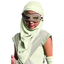 Star Wars Episode VII: The Force Awakens Child's Rey Eye Mask With Hood