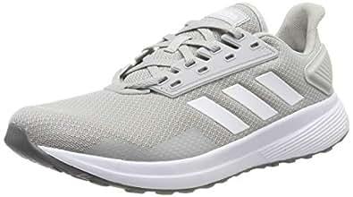 adidas Duramo 9 Men's Running Shoe, Grey/footwear White/grey, 7.5 US