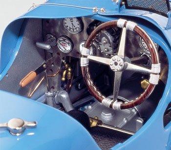 1924 Bugatti Type 35 Diecast Model Car by CMC in 1:18 Scale