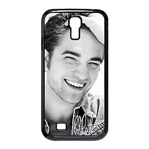 Robert Pattinson W4F41H8YL funda Samsung Galaxy S4 9500 funda caso 7FIB05 negro