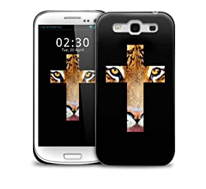 Tiger Cross Samsung Galaxy S3 GS3 protective phone case