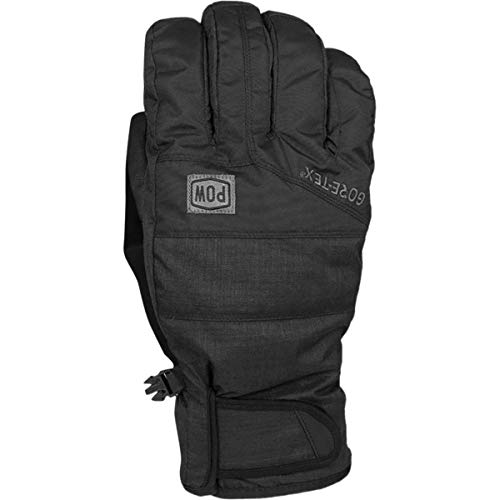 (Pow Gloves Sniper GTX Glove - Men's Black, M)