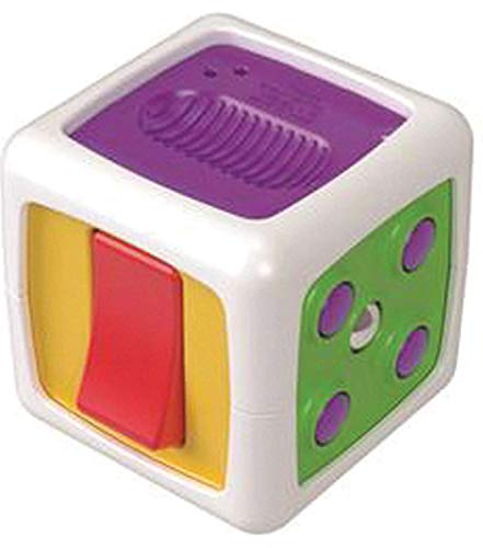 4102TnInCNL - Fisher-Price My First Fidget Cube