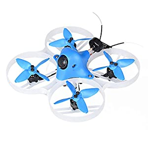 BETAFPV Beta85X FPV 4S TBS Crossfire Brushless Whoop Drone with F4 V2 FC BLHeli_32 16A ESC Customized EOS2 4:3 Camera OSD Smart Audio 5000KV 1105 Motor XT30 Cable for Micro Quadcopter FPV Racing 4102U4AgGqL