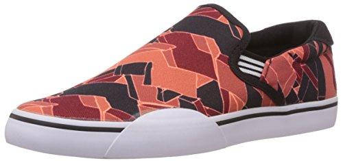 adidas Gonz Slip - Slip-On Hombre Naranja / Negro