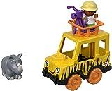 Fisher-Price Little People Observe & Learn Safari Vehicle