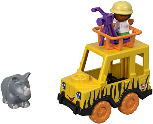 (Fisher-Price Little People Observe & Learn Safari Vehicle)