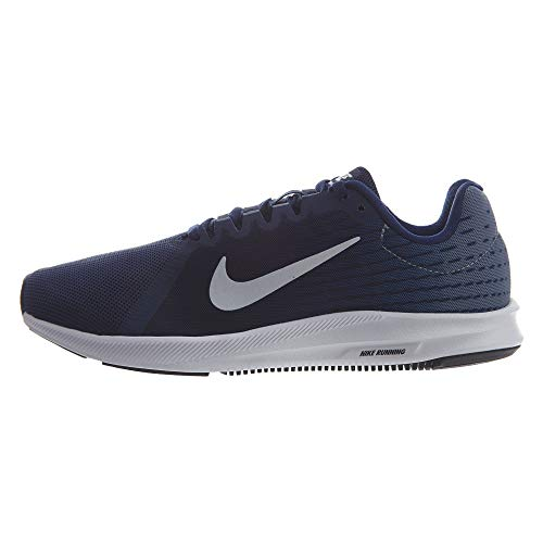 Nike Downshifter 8 Men Training Shoes, Blue Void/Pure Platinum, 8.5 M US ()