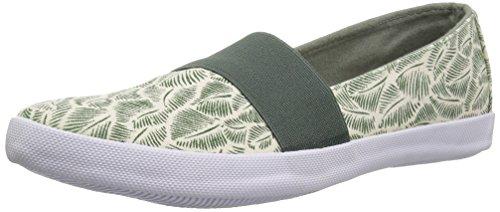 Lamo Femmes Akira Chaussures Loafer Green/white